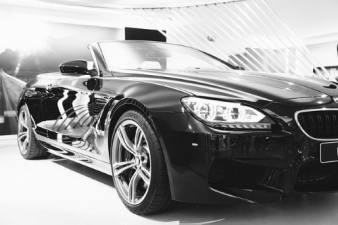 Auto w Niemczech za kupione za gotówke